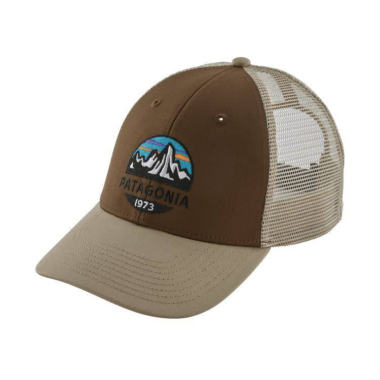 Patagonia Patagonia Fitz Roy Scope LoPro Trucker Hat Timber Brown ALL