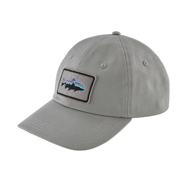 Patagonia Patagonia Fitz Roy Trout Patch Trad Cap Timber Brown ALL