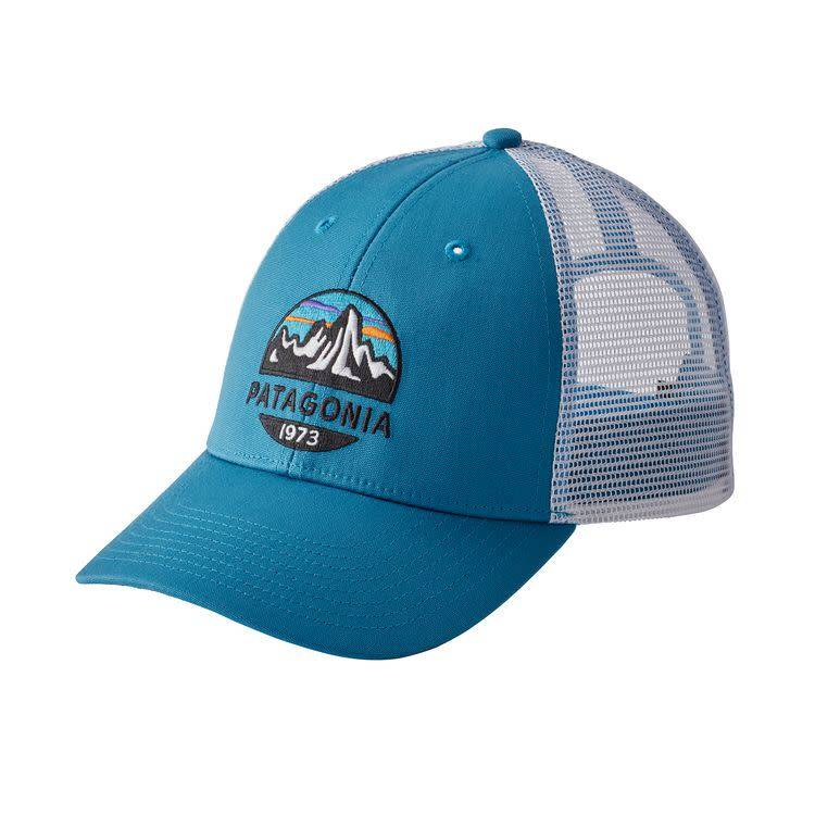 Patagonia Patagonia Fitz Roy Scope LoPro Trucker Hat Lumi Blue ALL