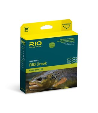 Rio Products Rio Creek Fly Line,