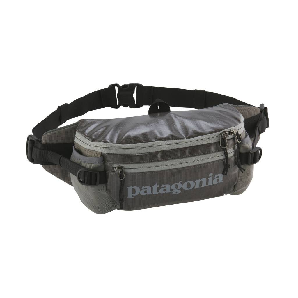 Patagonia Black Hole Waist Pack Hex Grey ALL