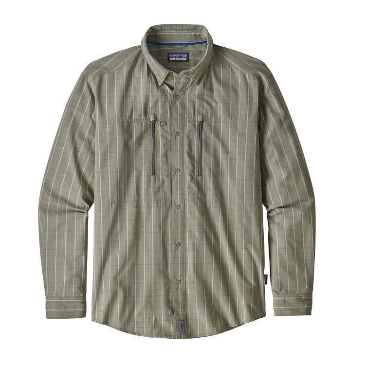 Patagonia Patagonia M's Congo Town Pucker Shirt