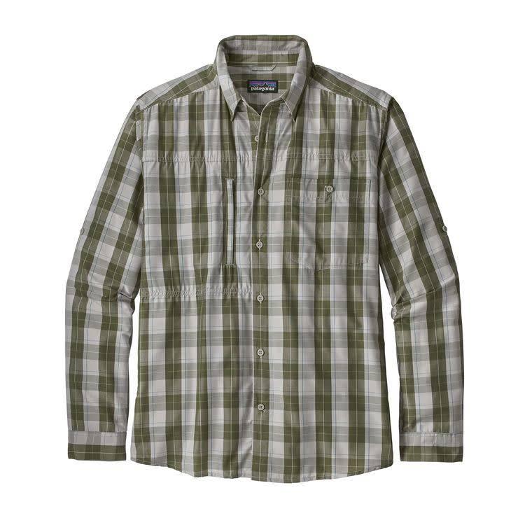 Patagonia Patagonia M's L/S Gallegos Shirt,