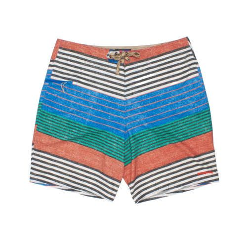 Patagonia Patagonia M's Printed Stretch Planing Board Shorts - 20in. ,
