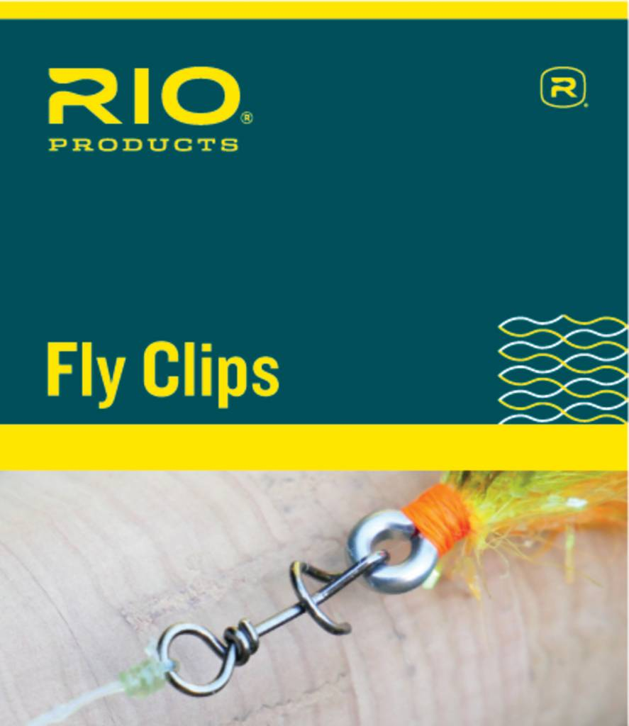 Rio Products Rio Fly Clips,