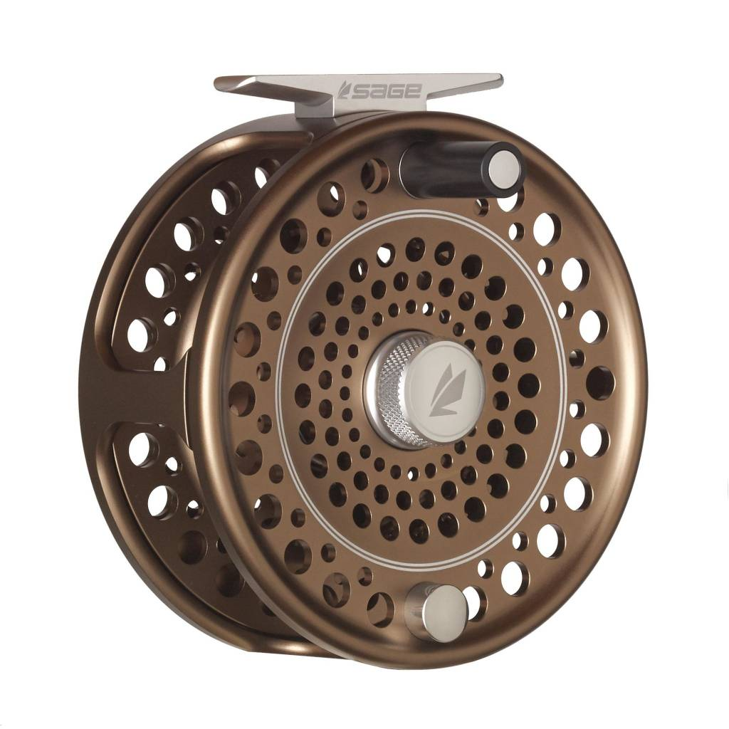 Far Bank Enterprises Sage Spey Reel 7/8/9 Bronze