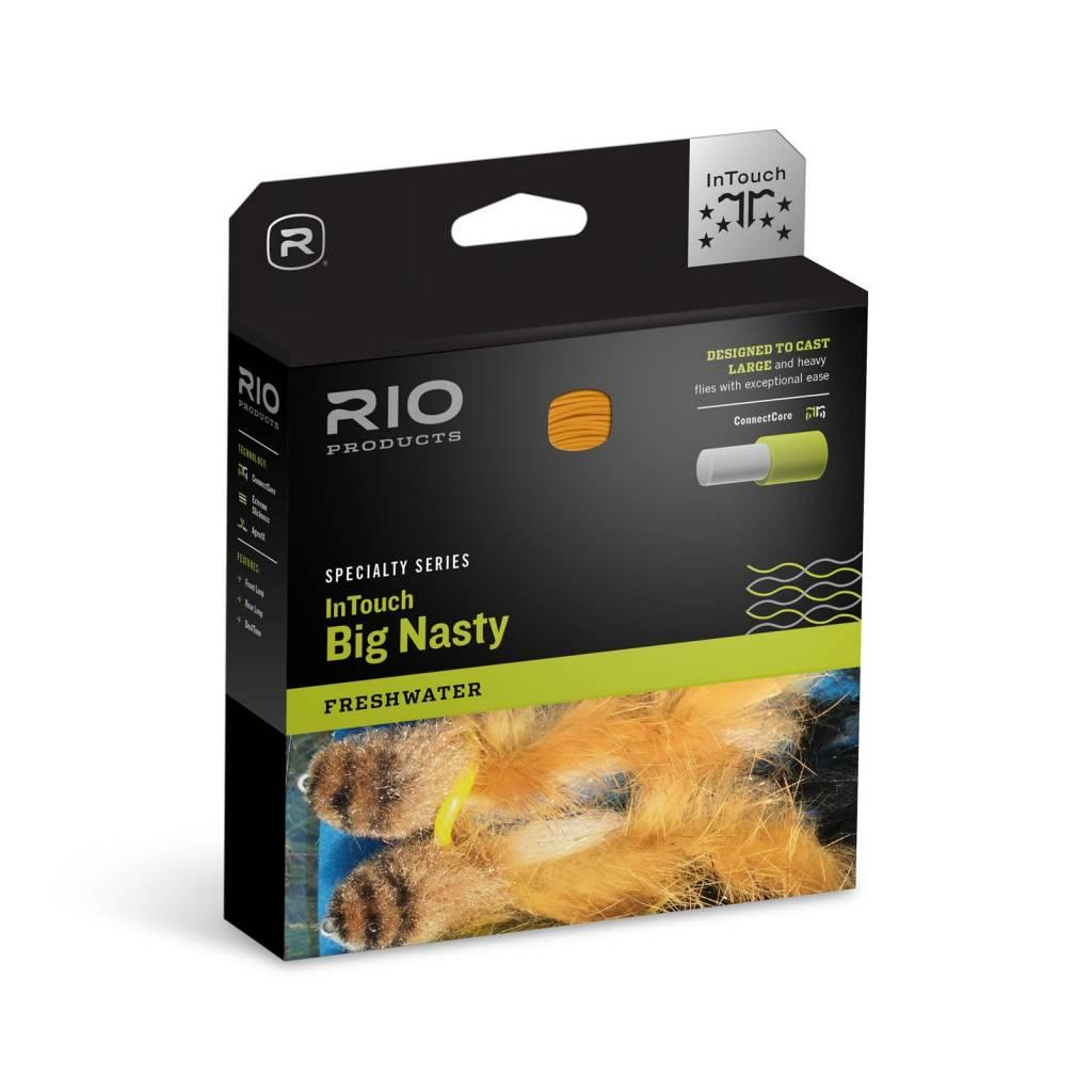 Rio Products Rio Big Nasty Fly Line,