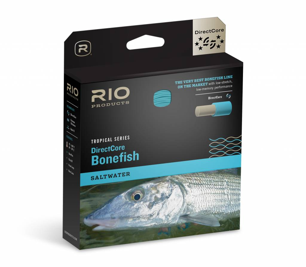Rio Products Rio Directcore Bonefish Tropical Fly Line