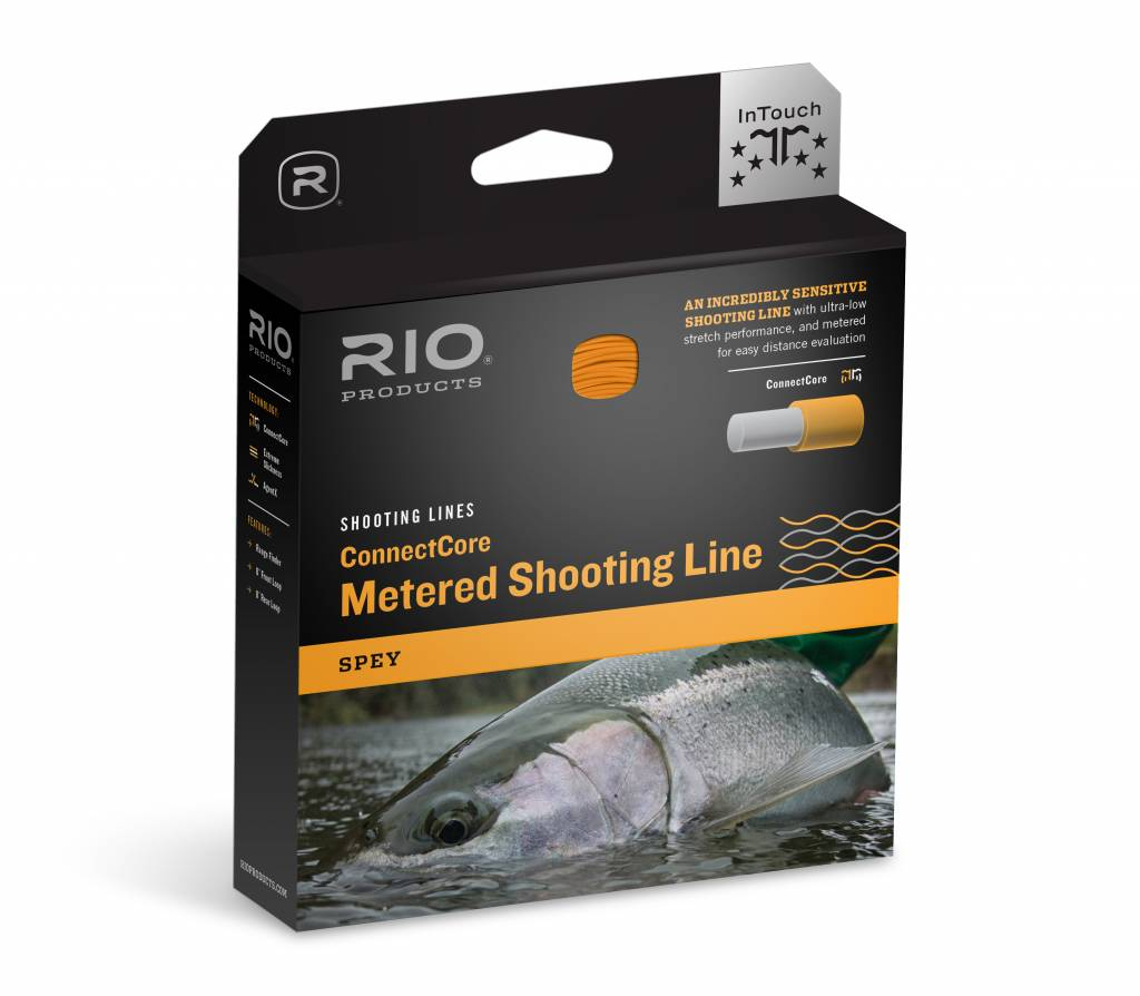 Rio Products Rio ConnectCore Metered Shooting Line,