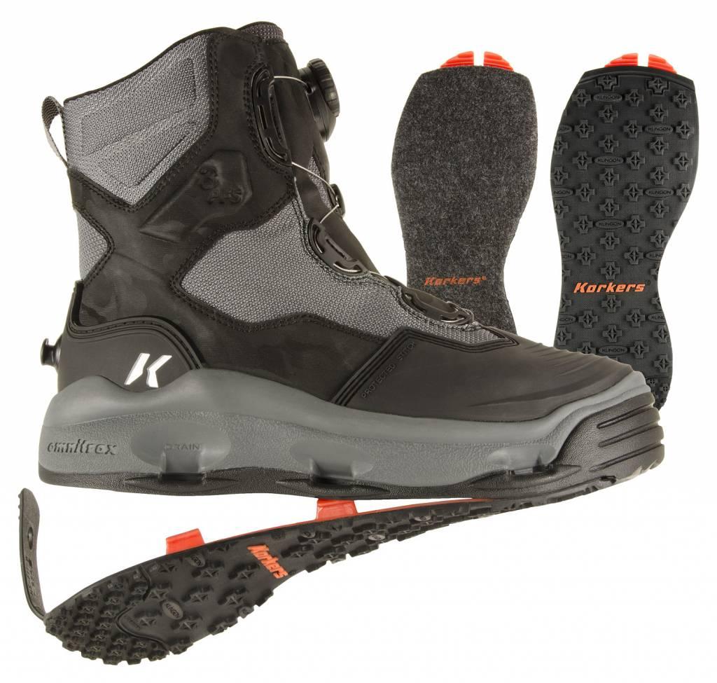 Korkers Korkers Darkhorse Fishing Boot,