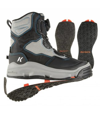 Korkers Korkers W's Darkhorse Fishing Boot,