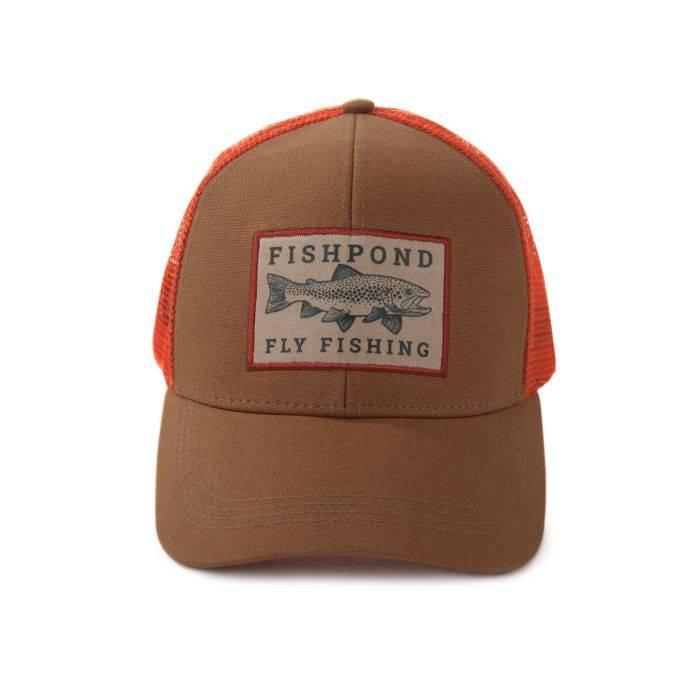 Fishpond Fishpond Las Pampas Hat - Sandbar Ember