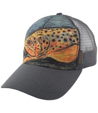 Fishpond Fishpond BT Hat- Charcoal