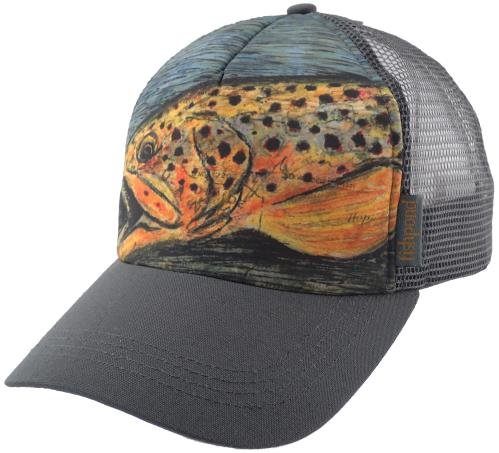 Fishpond Fishpond BT Hat- Charcoal