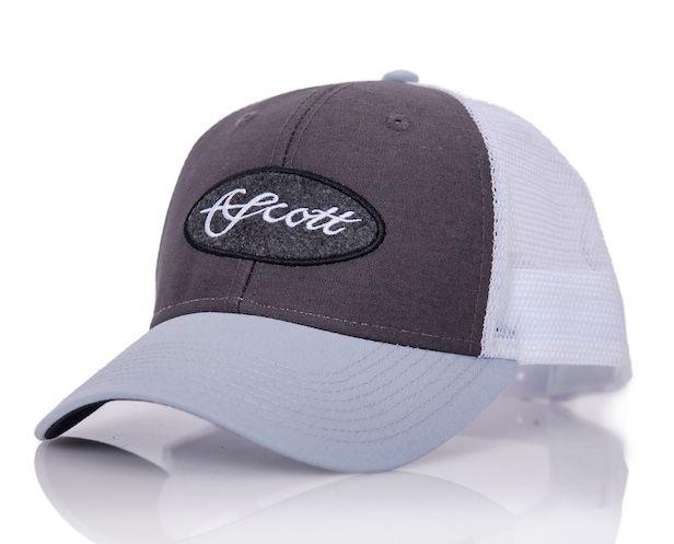 Scott Fly Rods Scott Fly Rod Hat Trucker