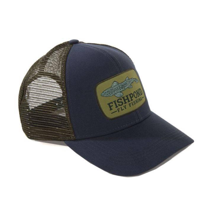 Fishpond Fishpond Cruiser Hat - Deepwater Olive