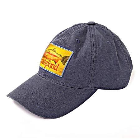 Fishpond Fishpond Shackleton Full Back Brookie Hat