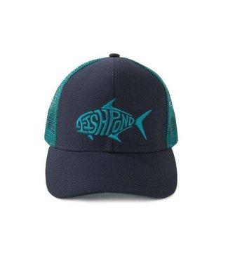 Fishpond Permit Hat - Deepwater Flat blue