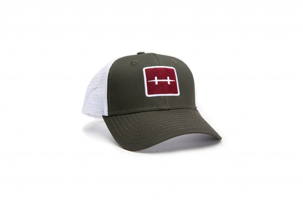 Hatch Outdoors Hatch Icon Trucker Hat,