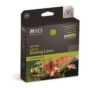 Rio Products Rio InTouch Deep 3 Fly Line,