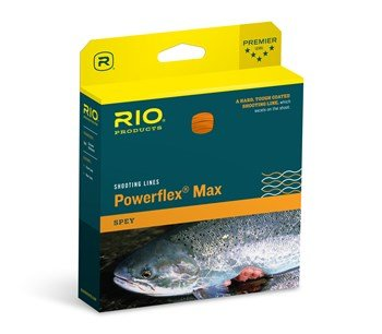 Rio Products Rio Shooting Line, Powerflex,