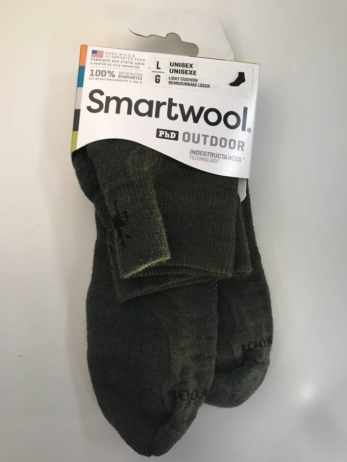 Smartwool Smartwool M's PhD OD Light Mini Socks,
