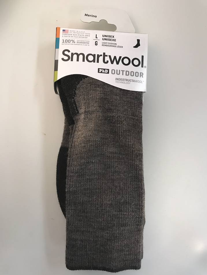 Smartwool Smartwool PhD Outdoor Light Crew,