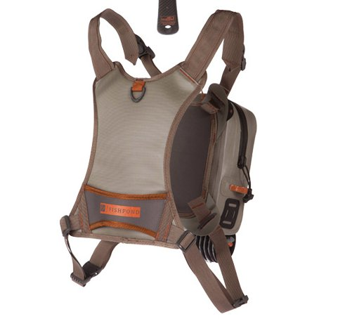 Fishpond Fishpond Thunderhead Chest Pack - Shale