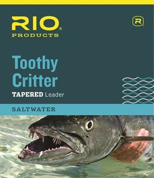 Rio Products Rio Toothy Critter Leader w/ snap
