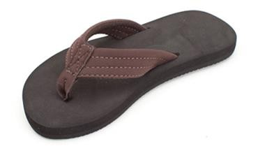 Rainbow Sandals Rainbow Sandals Kids Grombows Soft Rubber Top Sole with a Neoprene Strap,