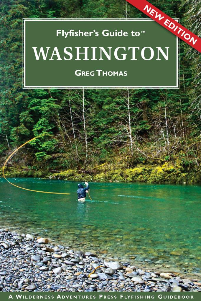 Angler Book Supply Book, Flyfisher's Guide to Washington