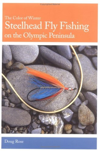 Angler Book Supply Book, Steelhead FF on Olympic Peninsula