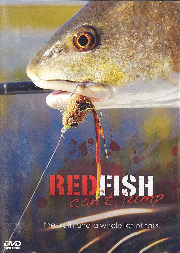 Anglers Book Supply Redfish Can't Jump