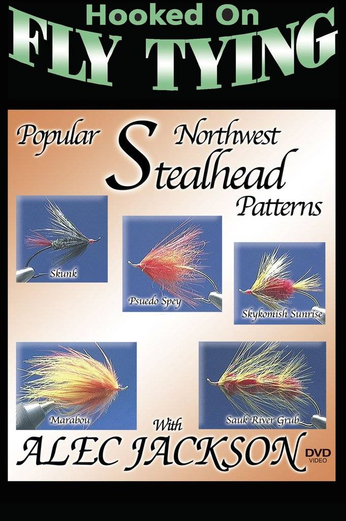 Anglers Book Supply DVD, Popular Northwest Steelhead Patterns