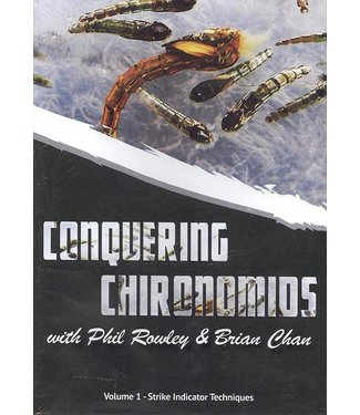Anglers Book Supply DVD, Conquering Chironomids Vol. 1
