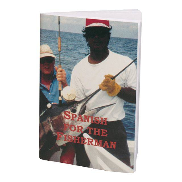 Anglers Book Supply Book, Spanish for the Fisherman