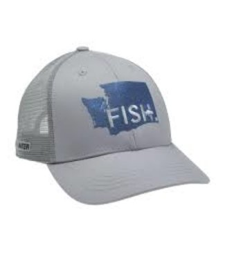 Rep Your Water RepYourWater Washington FISH Hat