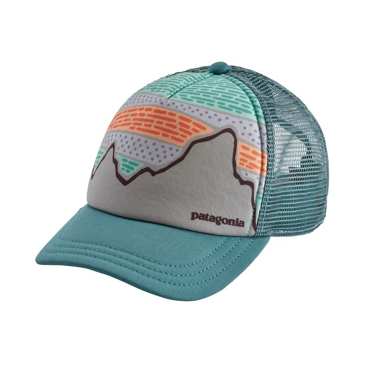 Patagonia Patagonia W's Solar Rays '73 Interstate Hat Tasmanian Teal ALL