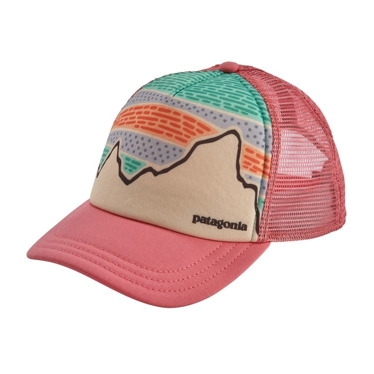 Patagonia Patagonia W's Solar Rays '73 Interstate Hat Sticker Pink ALL