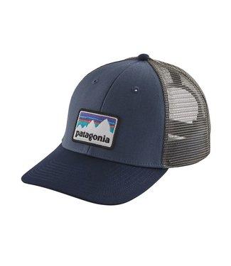 Patagonia Patagonia Shop Sticker Patch LoPro Trucker Hat,