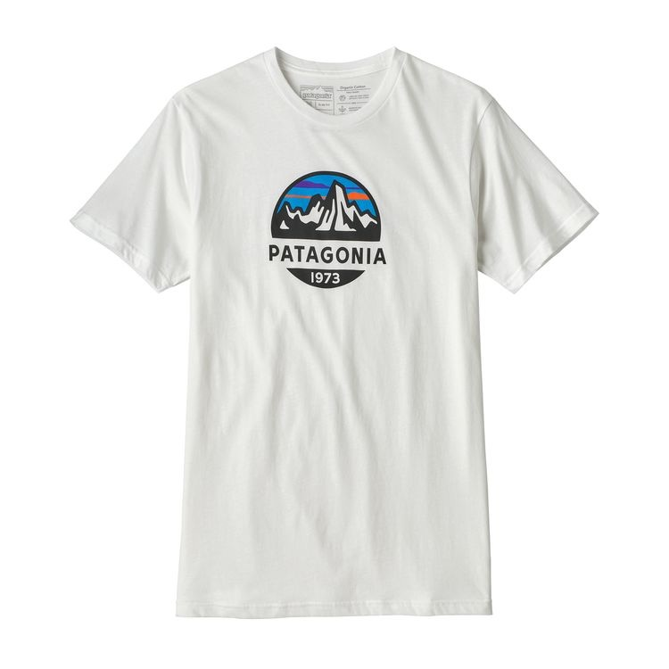 Patagonia Patagonia M's Fitz Roy Scope Organic T-Shirt