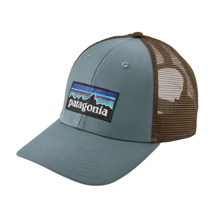 Patagonia Patagonia P-6 Logo LoPro Trucker Hat Shadow Blue ALL