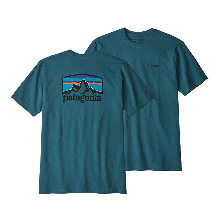 Patagonia Patagonia Fitz Roy Horizons Responsibili-tee