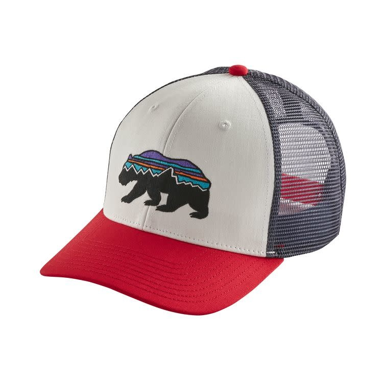 Patagonia Patagonia Fitz Roy Bear Trucker Hat,
