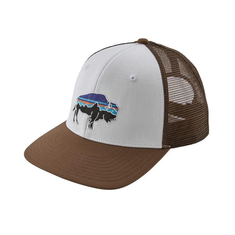 Patagonia Patagonia Fitz Roy Bison Trucker Hat,