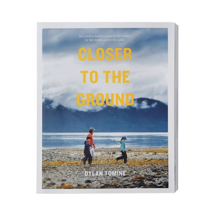 Patagonia Patagonia Book - Closer To The Ground By Dylan Tomine (Patagonia Paperback Book)