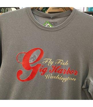 Patagonia Patagonia M's L/S Cap Daily T-Shirt - Beer Logo,