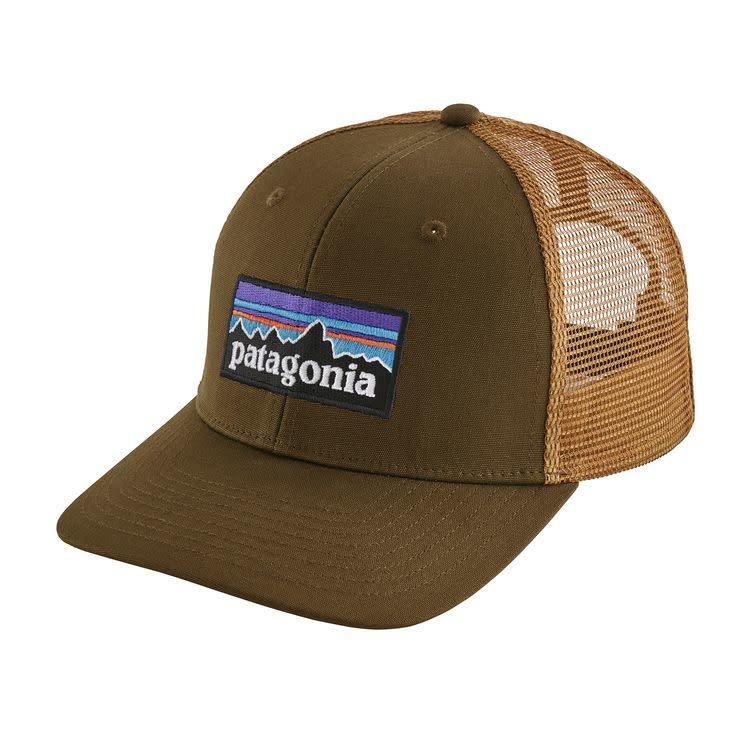 Patagonia Patagonia P-6 Logo Trucker Hat,