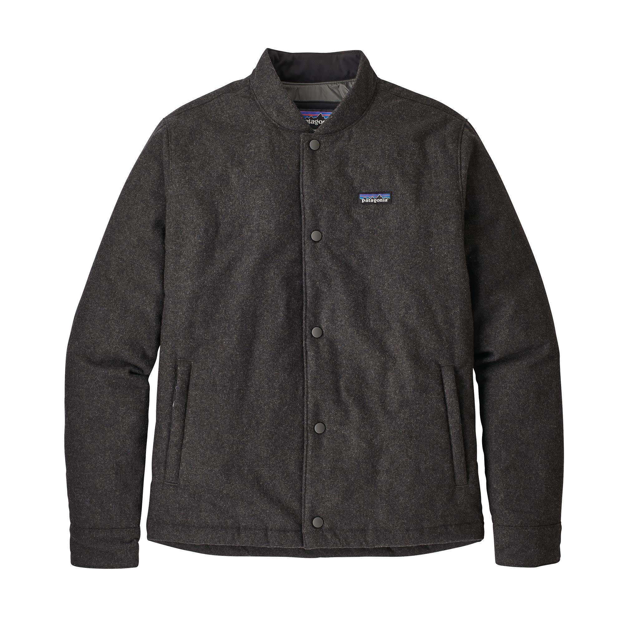Patagonia Patagonia M's Recycled Wool Bomber Jacket