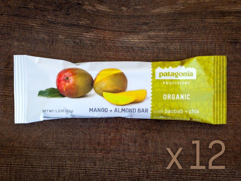 Patagonia Patagonia Provisions Mango + Almond Bars